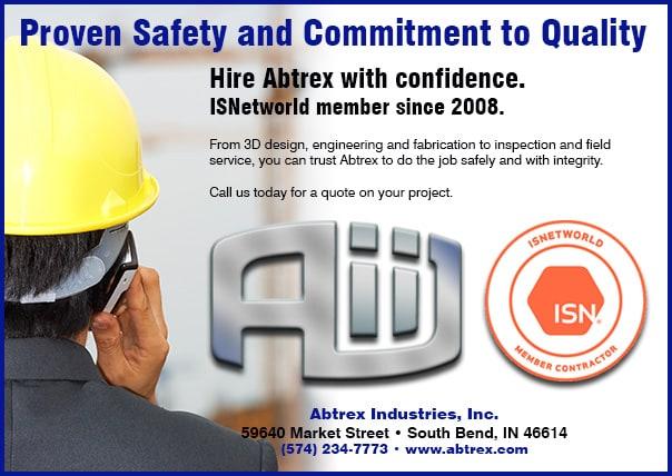 ISNetworld Member Contractor - Certified Pallet Rack Installer